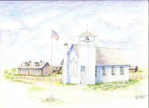 Oahe Chapel/Mission
